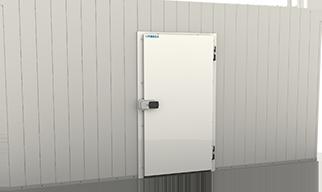D1R Распашные одностворчатые двери